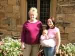 Me, Aunt Doyla & Mum @ 4.5 months