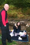 Picnicking on Lake Ullswater w/ Mum & Beth @ 5 months